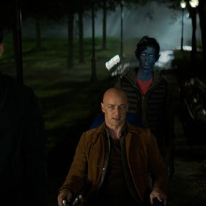 X-Men : Dark Phoenix : Photo Alexandra Shipp, James McAvoy, Kodi Smit-McPhee, Tye Sheridan