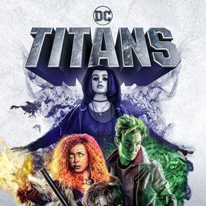 Titans : Affiche