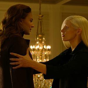X-Men : Dark Phoenix : Photo Jessica Chastain, Sophie Turner