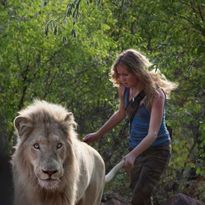 Mia et le Lion Blanc : Photo Daniah De Villiers