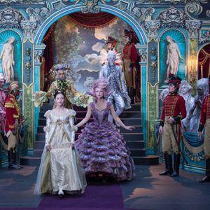 Casse-noisette et les quatre royaumes : Photo Keira Knightley, Mackenzie Foy