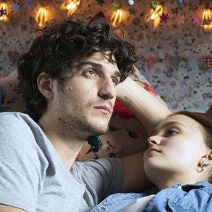 L'Homme Fidèle : Photo Lily-Rose Depp, Louis Garrel