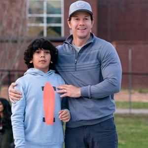 Apprentis parents : Photo Gustavo Quiroz Jr., Mark Wahlberg