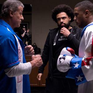 Creed II : Photo Michael B. Jordan, Steven Caple Jr., Sylvester Stallone