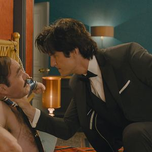 Nicky Larson et le parfum de Cupidon : Photo Julien Arruti, Philippe Lacheau