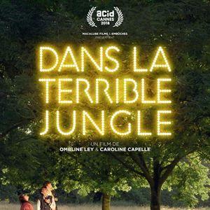 Dans la terrible jungle : Affiche