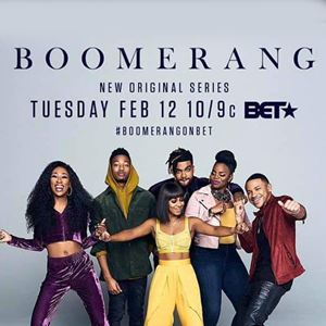 Boomerang (2019) : Affiche