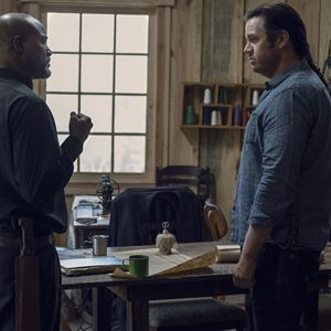 Photo Josh McDermitt, Seth Gilliam