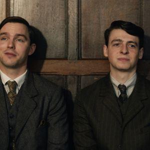 Tolkien : Photo Anthony Boyle, Nicholas Hoult
