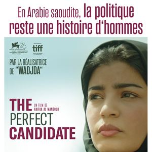 The Perfect Candidate : Affiche