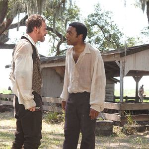 12 Years a Slave : Photo Chiwetel Ejiofor, Michael Fassbender
