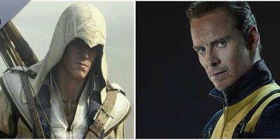 Michael Fassbender dans le rôle principal d'Assassin's Creed !