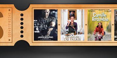 Box-office :Jason Bourne, un digne héritier !