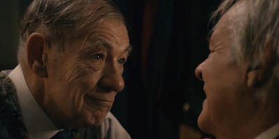 The Dresser : face-à-face de légende entre Anthony Hopkins et Ian McKellen !