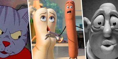 Des films d'animation, oui, mais pour adultes !