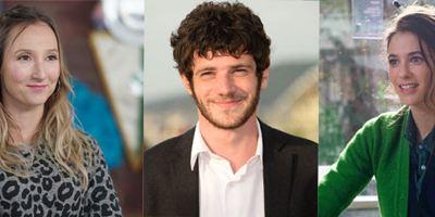 Félix Moati, Audrey Lamy, Mélanie Bernier réunis pour Simon et Théodore