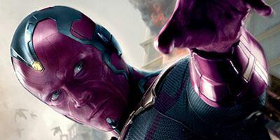 Avengers Infinity War : le retour de Vision confirmé