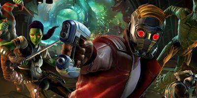 Le jeu Marvel's Guardians of the Galaxy -  The Telltale Series se dévoile dans une bande-annonce