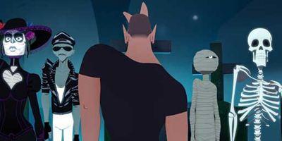 Cannes 2017 : Un teaser pour Zombillénium, film de monstres… pour enfants !