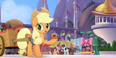 My Little Pony le film : écoutez Rainbow, la nouvelle chanson de Sia