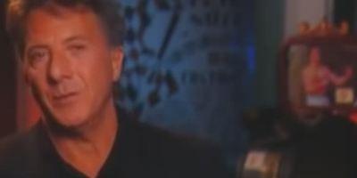 """Quand Dustin Hoffman fond en larme en évoquant son expérience de femme dans """"Tootsie"""""""