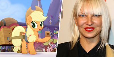 "Sia, reine des bandes-originales : de ""Wonder Woman"" à ""My Little Pony"""