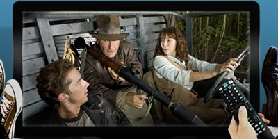 "Ce soir à la télé : on mate ""L'Amant"", on zappe ""Indiana Jones 4"""