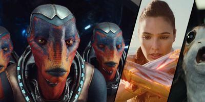 Oscars 2018 : Valerian, Wonder Woman, Star Wars... Quels films en lice pour les meilleurs effets spéciaux ?