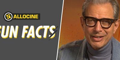 #Fun Facts - Saviez-vous que Jeff Goldblum a chanté Jurassic Park ?