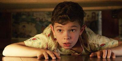 Bienvenue à Suburbicon : gros plan sur Noah Jupe, qui joue le fils de Matt Damon