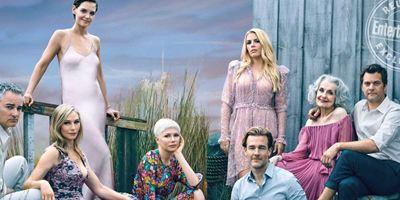 Dawson fête ses 20 ans : les retrouvailles du casting en une d'Entertainment Weekly