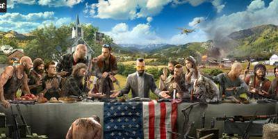 Far Cry 5, un jeu... Tarantinesque !