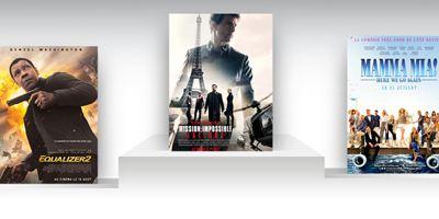 Box-office US : Mission : Impossible - Fallout fait le meilleur démarrage de la saga