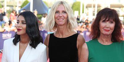 Deauville 2018 : Jason Clarke et Sandrine Kiberlain ensoleillent le tapis rouge d'ouverture