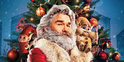 Les chroniques de Noël : Kurt Russell se la joue Père Noël rock'n'roll pour Netflix