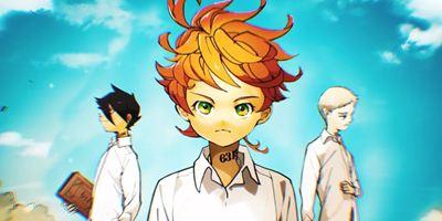 The Promised Neverland : l'animé adapté du manga phénomène diffusé en exclusivité sur Wakanim