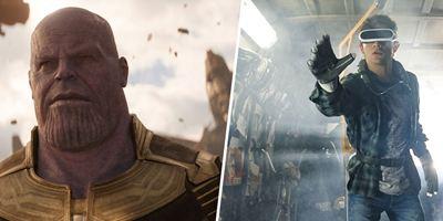 Ready Player One, Avengers 3... Les 10 meilleurs films de 2018 selon les spectateurs