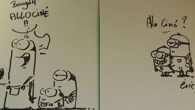 Moi, moche et méchant, Coco, La Petite sirène... Les artistes dessinent !