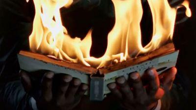 Fahrenheit 451 : un premier teaser tout feu tout flammes pour le téléfilm HBO