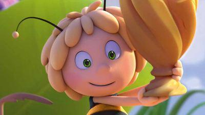 Maya l'abeille 2 avec Jenifer et Lou Jean se dévoile à travers 2 extraits