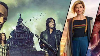 The Walking Dead, Doctor Who, Flash, Vikings... Quelles séries au Comic-Con 2018 ?