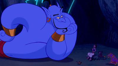 Aladdin : découvrez les premières photos de Will Smith en Génie !