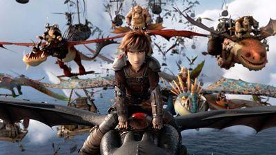 Sorties cinéma : Les Dragons s'emparent de la tête des premières séances