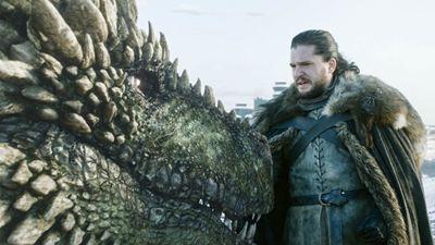 """Game of Thrones : l'expérience """"horrible"""" de Kit Harington avec les dragons"""