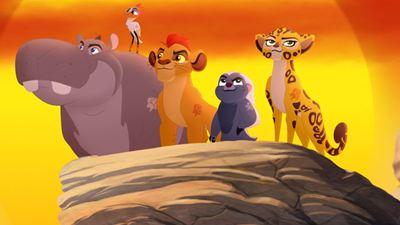 La Garde du Roi Lion : la nouvelle série de Disney en 5 extraits