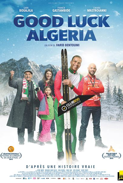 Good Luck Algeria [DVDRiP] Francais