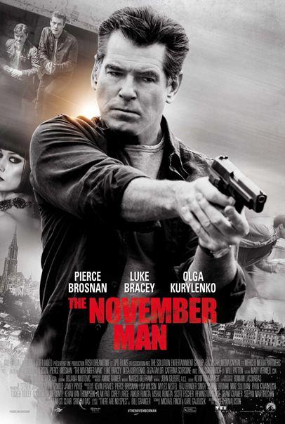The November Man [Blu-Ray 720p] [MULTI]