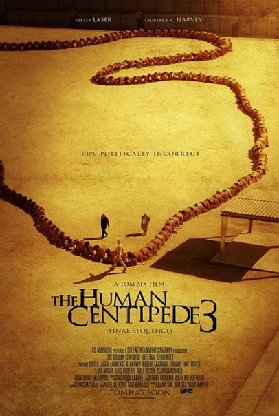 The Human Centipede III (Final Sequence) [BDRip] TrueFrench