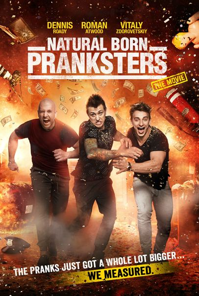 Natural Born Pranksters [WEB-DL] TrueFrench