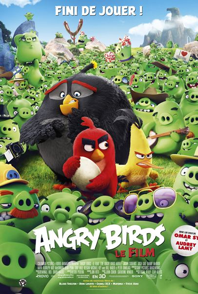 Angry Birds - Le Film [BDRip] Francais
